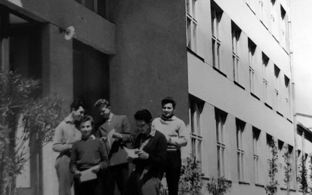 INDUSTRIJSKO KOVINARSKA ŠOLA – ŠOLSKI CENTER TAM 1945-1980